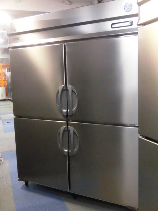 フクシマ 業務用縦型4ドア冷凍庫 ARD-154FMD-F
