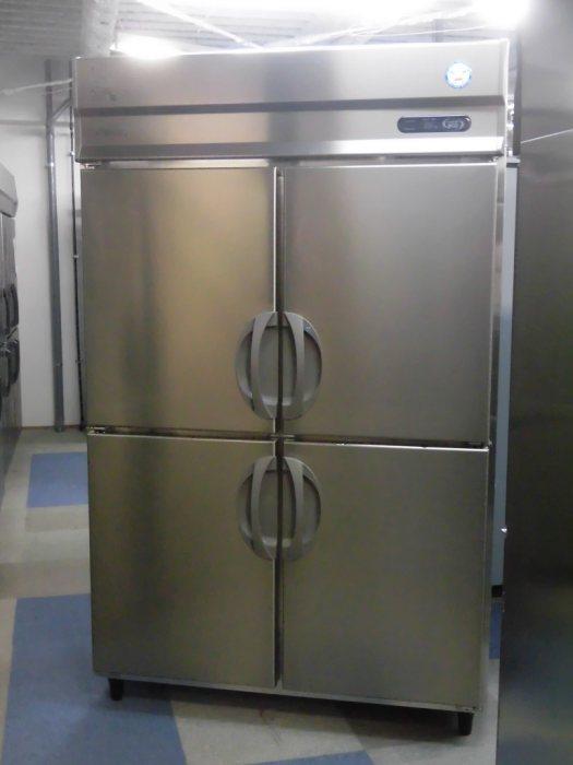 フクシマ 業務用縦型4ドア冷凍冷蔵庫 ARD-121PMD