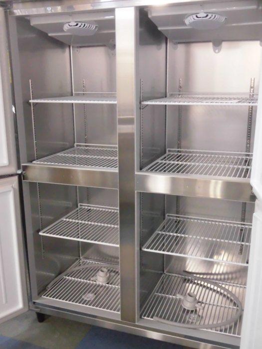 大和冷機業務用縦型4ドア冷凍冷蔵庫421YS2-EC詳細画像2