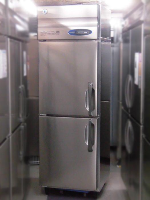 ホシザキ 業務用縦型2ドア冷凍庫 HF-63ZT