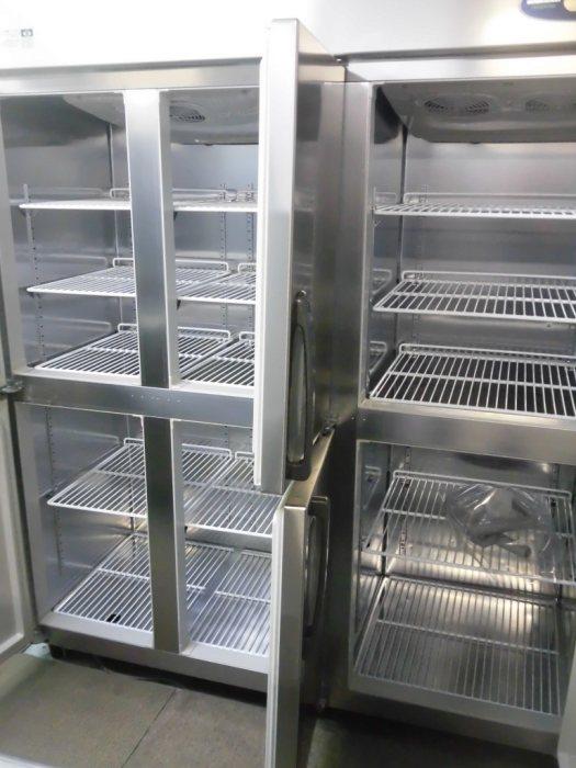 ホシザキ業務用縦型6ドア冷凍冷蔵庫HRF-150ZFT3-6D詳細画像2