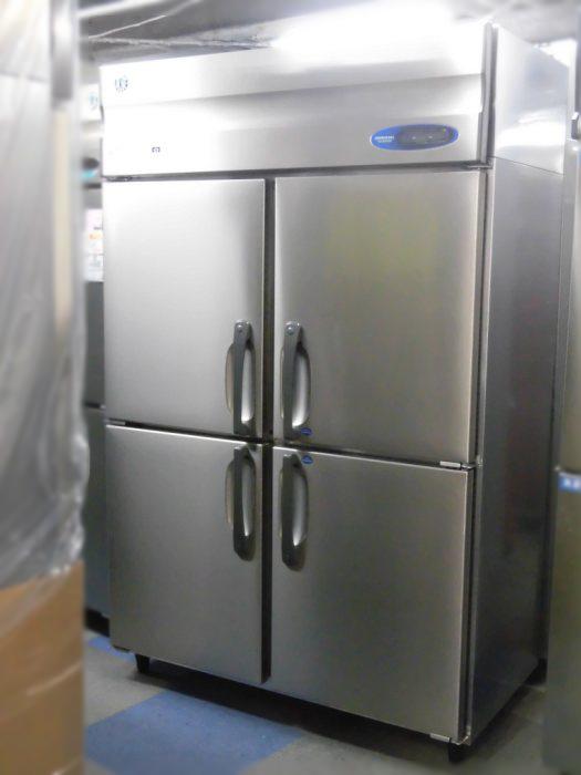 ホシザキ業務用縦型4ドア冷凍冷蔵庫HRF-120ZFT画像