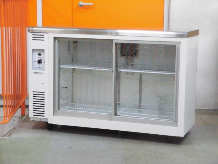 サンヨー テーブル型冷蔵ショーケース買取しました!