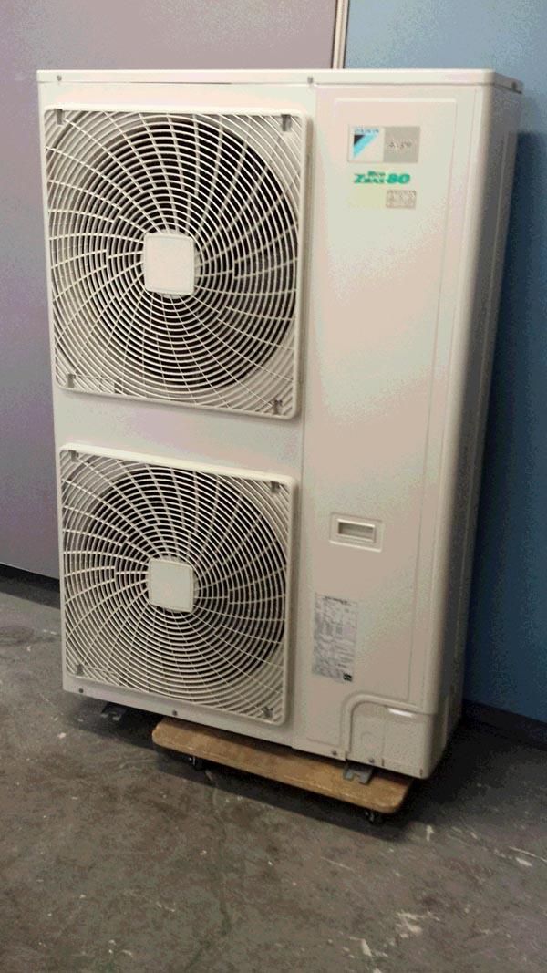 ダイキン業務用エアコン・4馬力・3相200VSZZC112CA詳細画像2