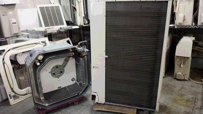 ダイキン業務用エアコン・4馬力・3相200VSZZC112CA詳細画像4