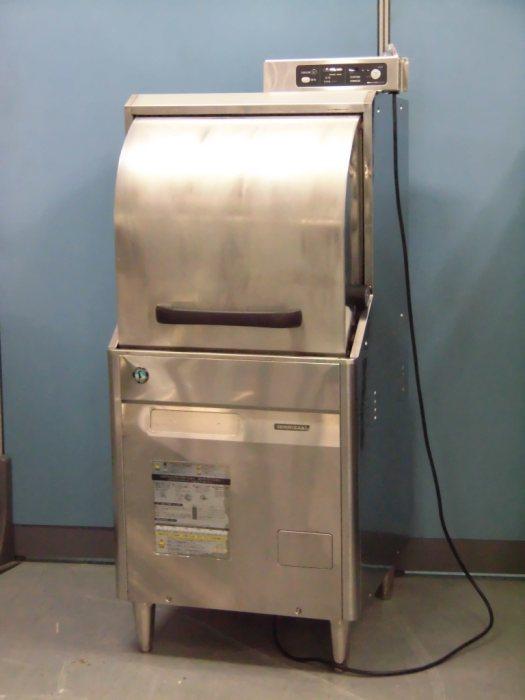 ホシザキ 食器洗浄機・前ドアタイプ JWE-450RUA3