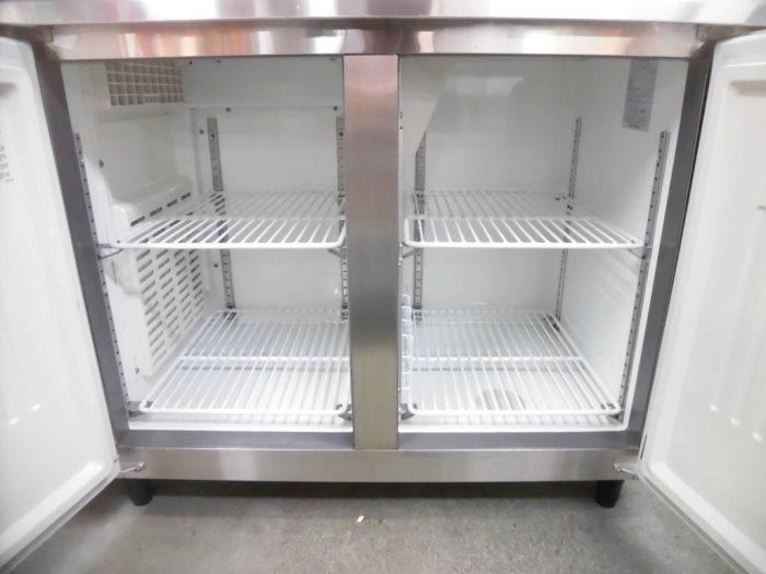 福島工業(フクシマ)冷凍冷蔵コールドテーブルYRC-121PE2詳細画像2