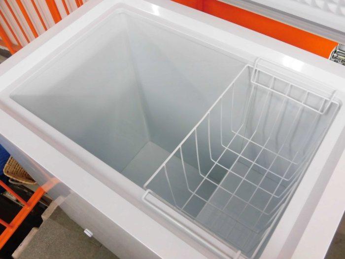 テンポスバスターズ冷凍ストッカーTBCF-140-RH詳細画像2