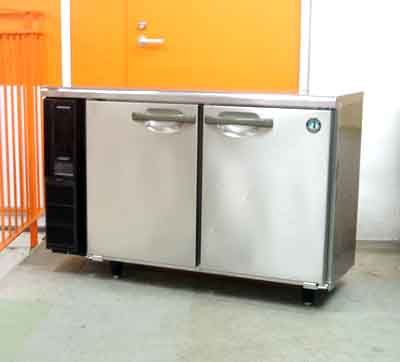 ホシザキ 冷凍コールドテーブル FT-120PTE