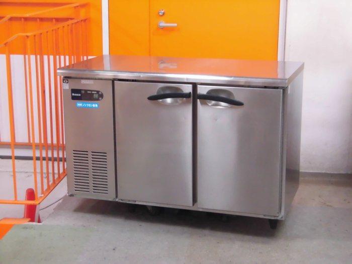 大和冷機 冷蔵コールドテーブル 4161CD-A
