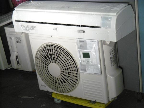 日立 業務用エアコン・3馬力・3相200V(NO.2) RAS-GP80RSH