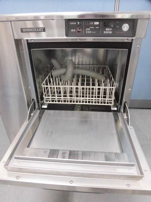 ホシザキ食器洗浄機・アンダーカウンターJW-300TUF詳細画像3