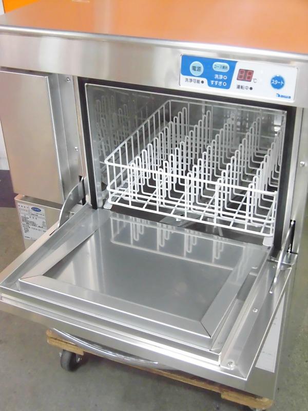 大和冷機食器洗浄機・アンダーカウンターDDW-YUE4(01-60)詳細画像2