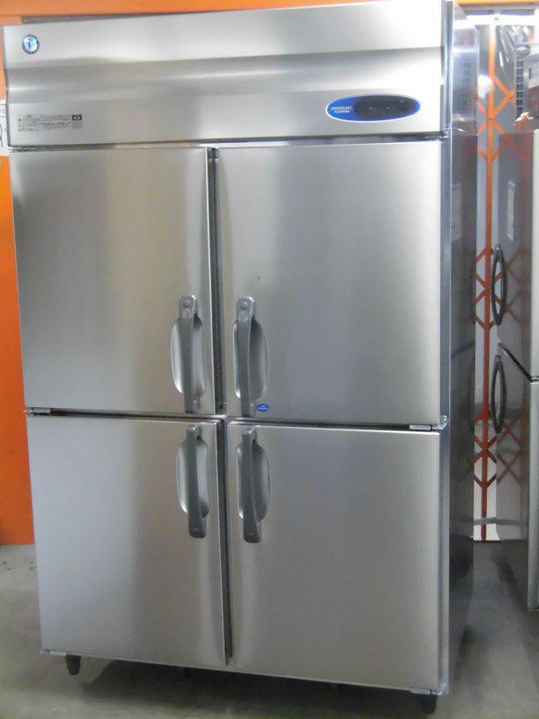 ホシザキ 縦型4ドア冷凍冷蔵庫 HRF-120Z