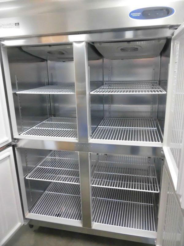 ホシザキ縦型4ドア冷凍冷蔵庫HRF-120Z詳細画像2