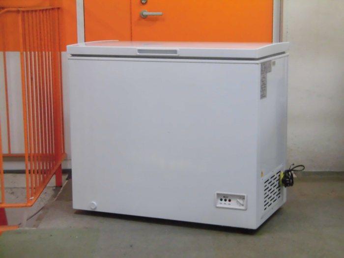 シェルパ 冷凍ストッカー 197-OR