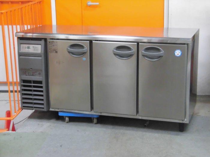 フクシマ 冷凍冷蔵コールドテーブル YRC-151PE-E