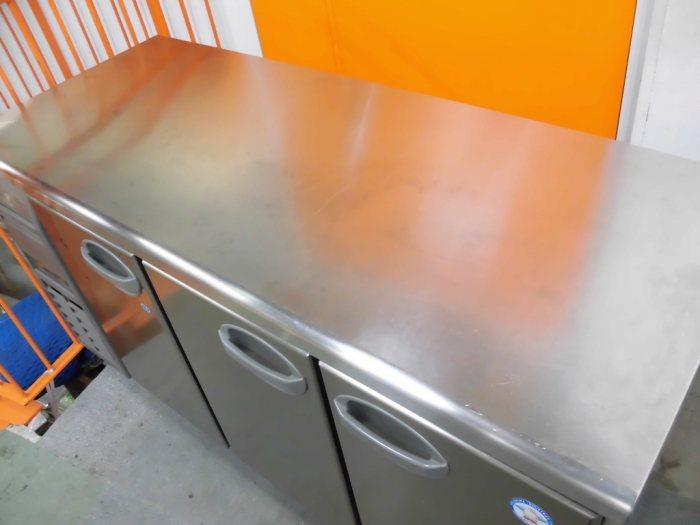 フクシマ冷凍冷蔵コールドテーブルYRC-151PE-E詳細画像3