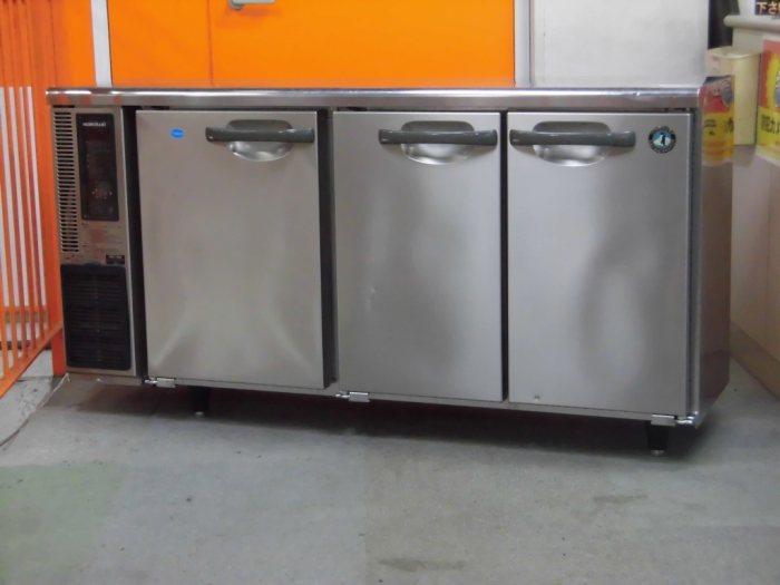 ホシザキ 冷凍冷蔵コールドテーブル RFT-150PTE