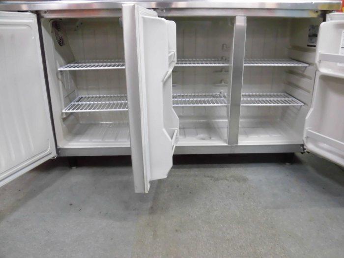 ホシザキ冷凍冷蔵コールドテーブルRFT-150PTE詳細画像2