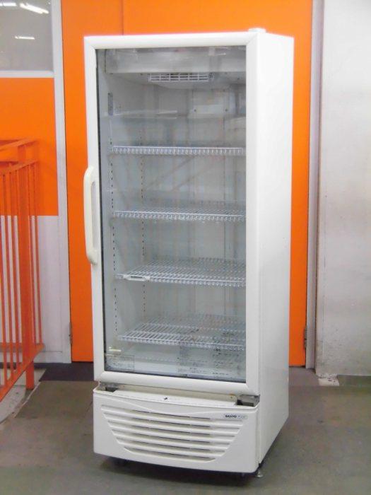 サンヨー 冷蔵ショーケース買取しました!
