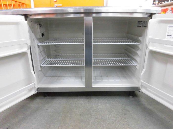 ホシザキ冷蔵コールドテーブルRT-120PNE詳細画像2