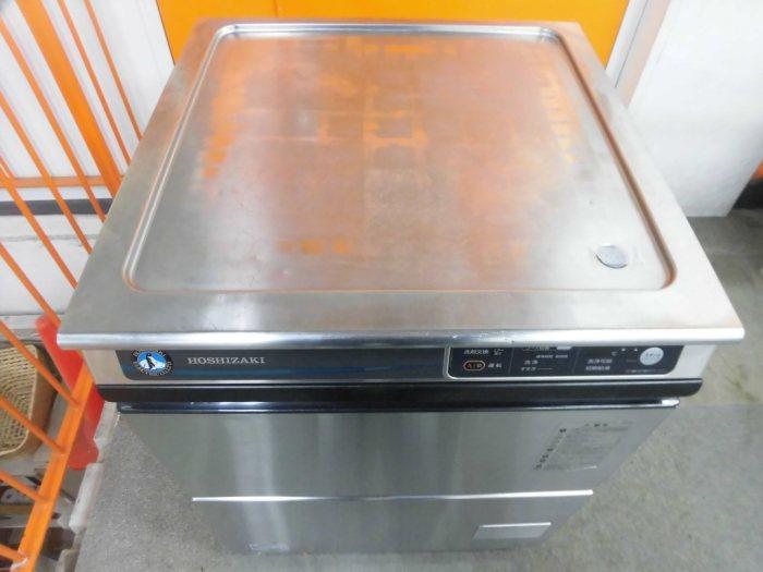 ホシザキ食器洗浄機・アンダーカウンターJWE-400TUB3詳細画像2