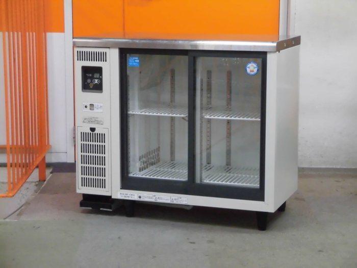 フクシマ テーブル型冷蔵ショーケース TGU-30RE