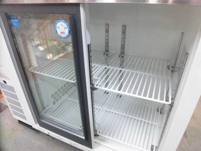 フクシマテーブル型冷蔵ショーケースTGU-30RE詳細画像2
