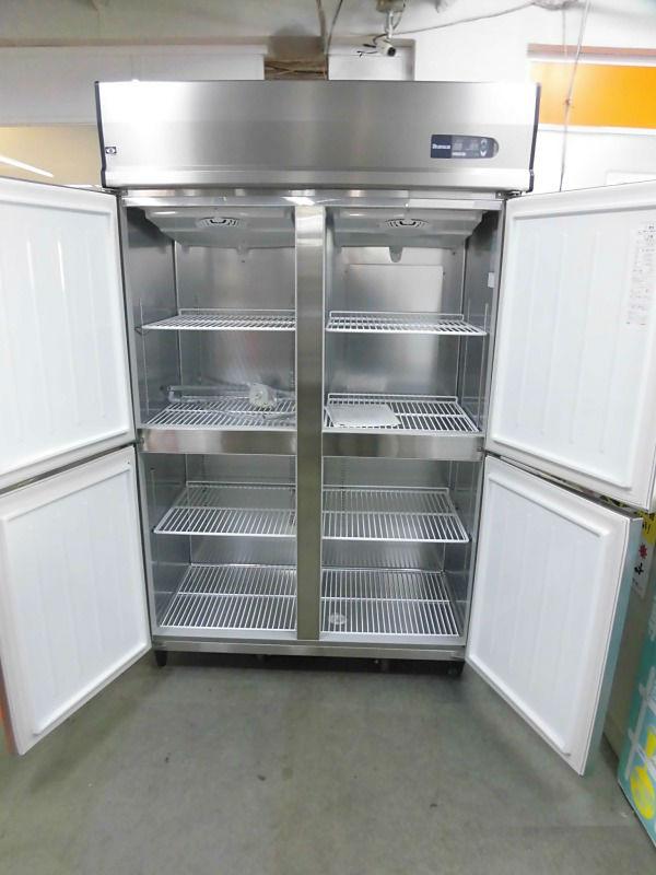 大和冷機業務用縦型4ドア冷凍冷蔵庫411YS1-EC詳細画像3