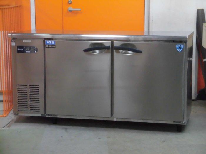 大和冷機 冷凍冷蔵コールドテーブル 5061S-EC