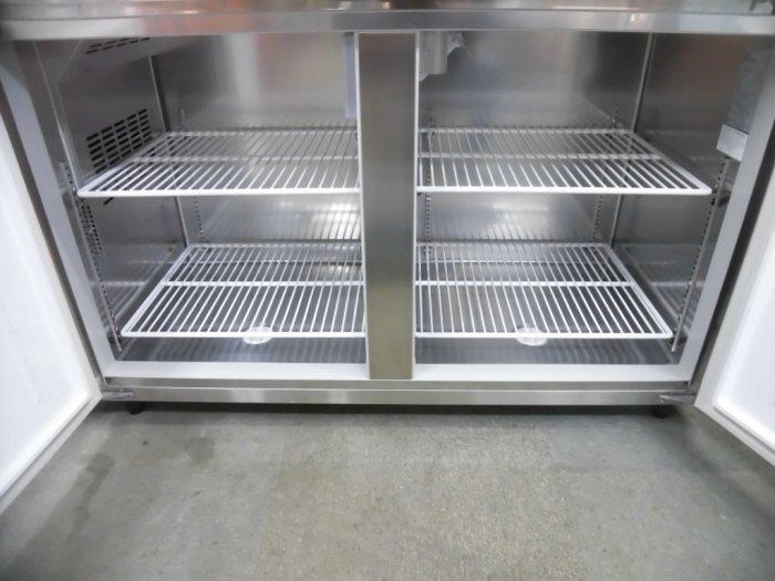 大和冷機冷凍冷蔵コールドテーブル5061S-EC詳細画像2