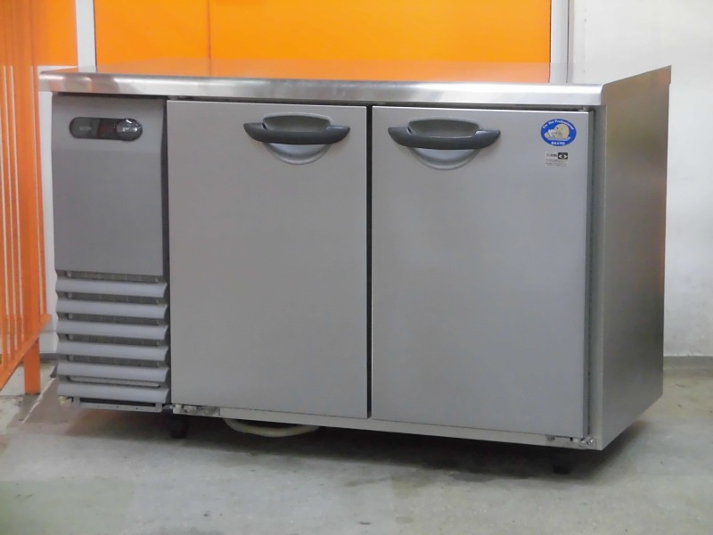 サンヨー 冷蔵コールドテーブル SUR-G1261SA