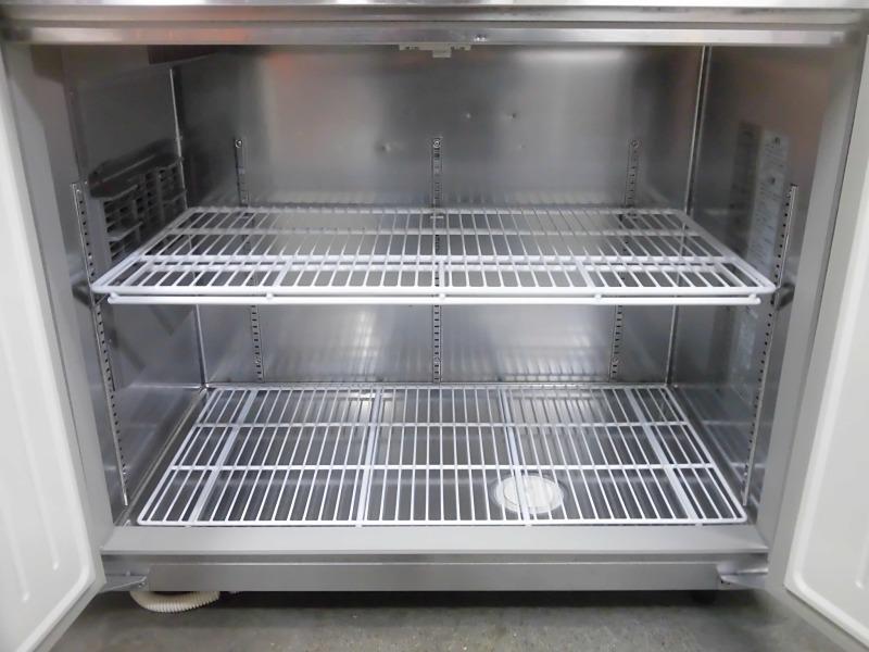 サンヨー冷蔵コールドテーブルSUR-G1261SA詳細画像2