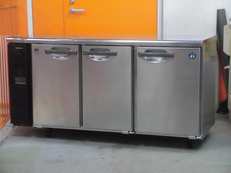 ホシザキ 冷蔵コールドテーブル RT-150PNE1