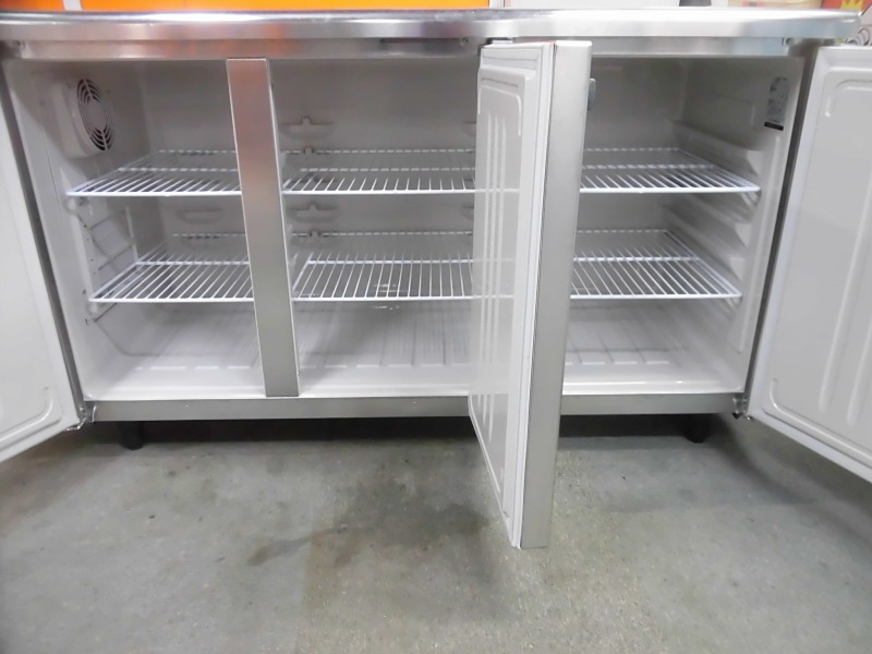 ホシザキ冷蔵コールドテーブルRT-150PNE1詳細画像2