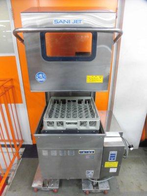 日本洗浄機食器洗浄機・ドアタイプSD514GSH詳細画像2