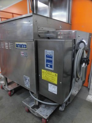 日本洗浄機食器洗浄機・ドアタイプSD514GSH詳細画像4