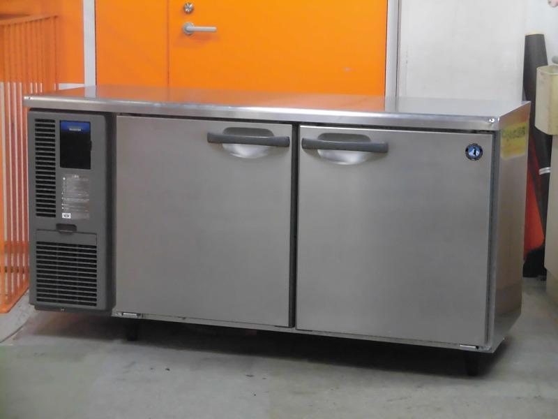 ホシザキ 冷蔵コールドテーブル RT-150SNF-E-ML 2015 ¥110.000-