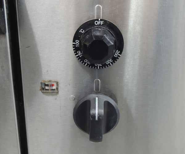 マルゼン2口ガスレンジRGR-0962B詳細画像4