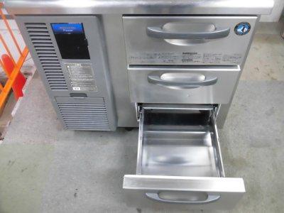 ホシザキ冷凍ドロワーコールドテーブルFT-80DNF詳細画像2