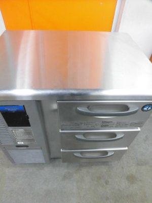 ホシザキ冷凍ドロワーコールドテーブルFT-80DNF詳細画像3