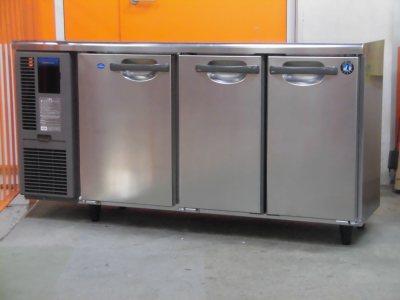 ホシザキ 冷凍冷蔵コールドテーブル RFT-150MTF-ML