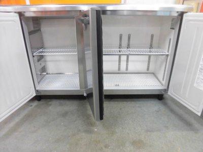 ホシザキ冷凍冷蔵コールドテーブルRFT-150MTF-ML詳細画像2