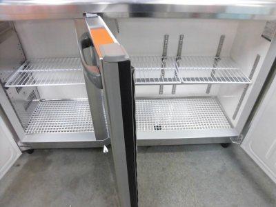 ホシザキ冷凍冷蔵コールドテーブルRFT-150MTF-ML詳細画像3