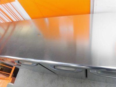 ホシザキ冷凍冷蔵コールドテーブルRFT-150MTF-ML詳細画像4