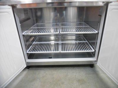 ホシザキ冷蔵コールドテーブルRT-120SDF-E-ML詳細画像2
