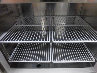 ホシザキ冷蔵コールドテーブルRT-120SDF-E-ML詳細画像3