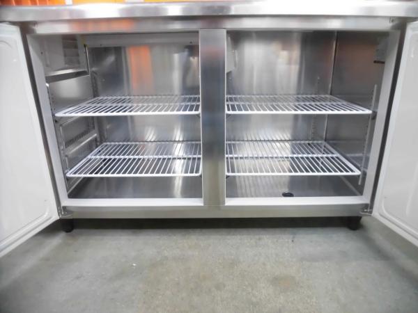 ホシザキ冷凍冷蔵コールドテーブルRFT-150SNF詳細画像2