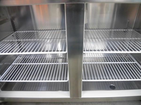 ホシザキ冷凍冷蔵コールドテーブルRFT-150SNF詳細画像3